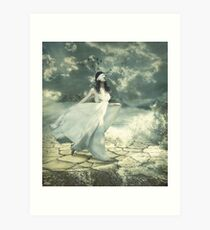 Full Of Gracefulness Art Print