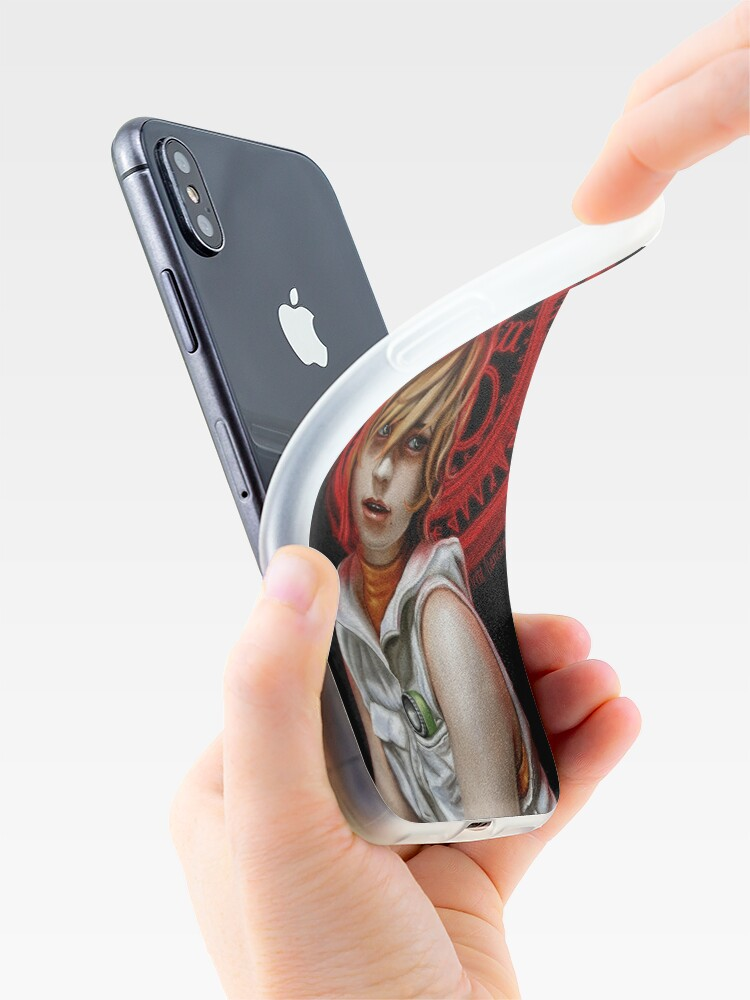 Alternate view of Our Lady of Chaotic Justice iPhone Case & Cover