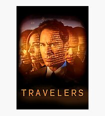 Time To Travelers Is ON  Photographic Print