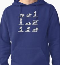 Snoopy - Do Yoga Pullover Hoodie