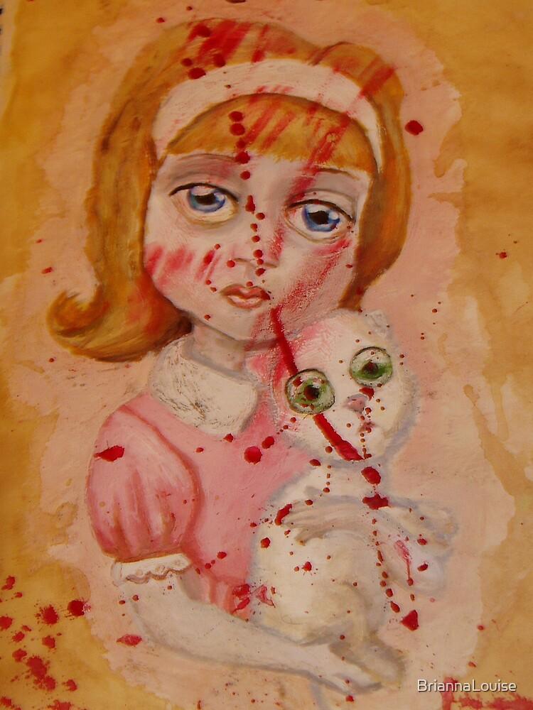 girl by BriannaLouise