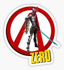 Zer0 Sticker