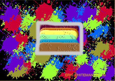 (LOST STAMPS ) ERIC WHITEAMAN by ericwhiteman