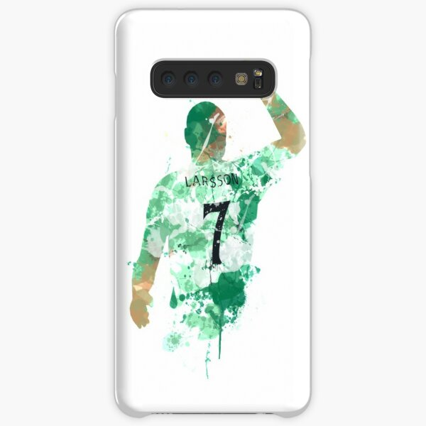 Henrik Larsson Celtic Legend Art Samsung Galaxy Snap Case