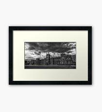 Queens University Belfast Framed Print