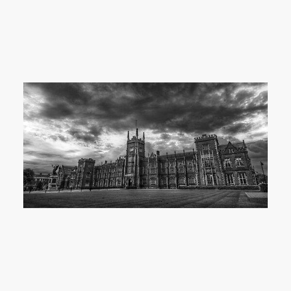 Queens University Belfast Photographic Print