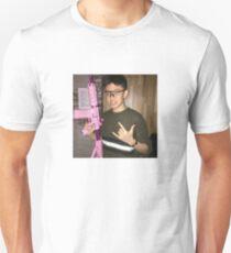 Rich Chigga and his pink gun Unisex T-Shirt