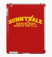 Sunnydale High Home of the Slayer iPad Case/Skin