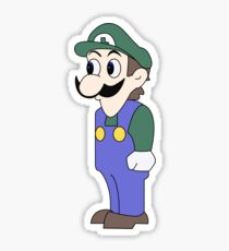 Weegee staring into your soul Sticker