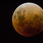 Blood Moon bleeding in the dark by BigAndRed