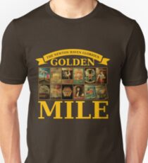 The Newton Haven Glorious Golden Mile Unisex T-Shirt