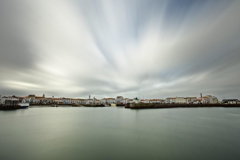 « Port Joinville » par Aurelien CURTET