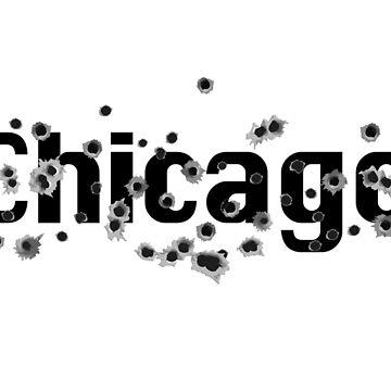 Chicago Mafia History Boss Gunshots  by CroDesign