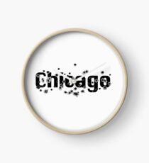 Chicago Mafia History Boss Gunshots  Clock