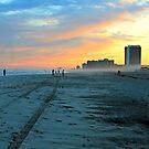 Down The Shore by Cheri Sundra