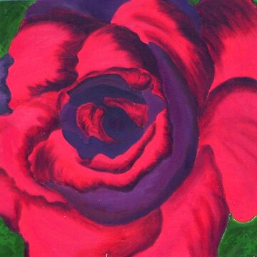 Roses are Red by artforsoul