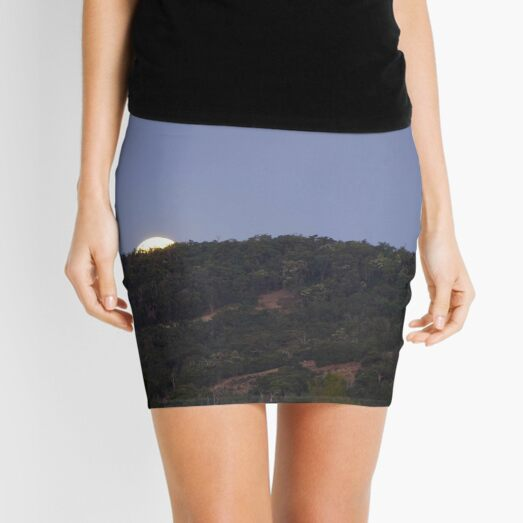 Just peeking out Mini Skirt
