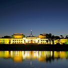 Old Parliament House by Melanie Roberts
