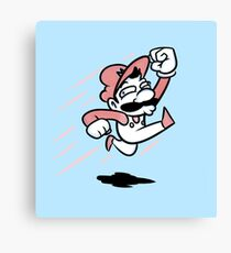 Video Game Guy! Canvas Print