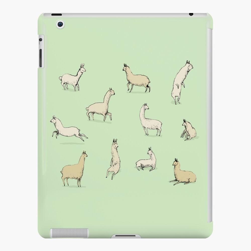 Lamas iPad-Hülle & Skin