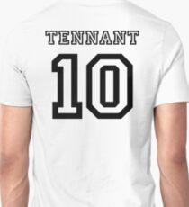 Tennant 10 Jersey T-Shirt