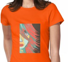 Indi Womens Fitted T-Shirt