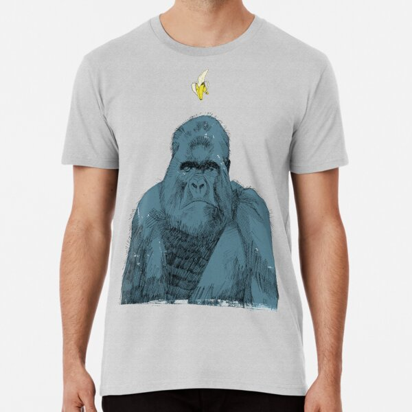 Mountain Gorilla Premium T-Shirt
