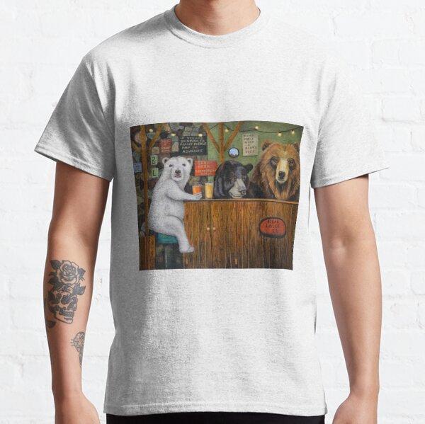 Bear Lodge 28 Classic T-Shirt