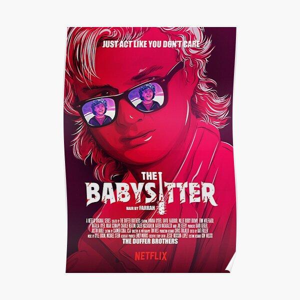 Steve the babysitter  Poster