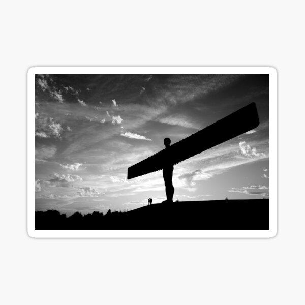 Angel Of The North, Newcastle-Gateshead Sticker