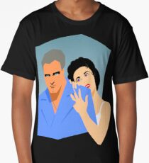 Cat on a hot tin roof Long T-Shirt