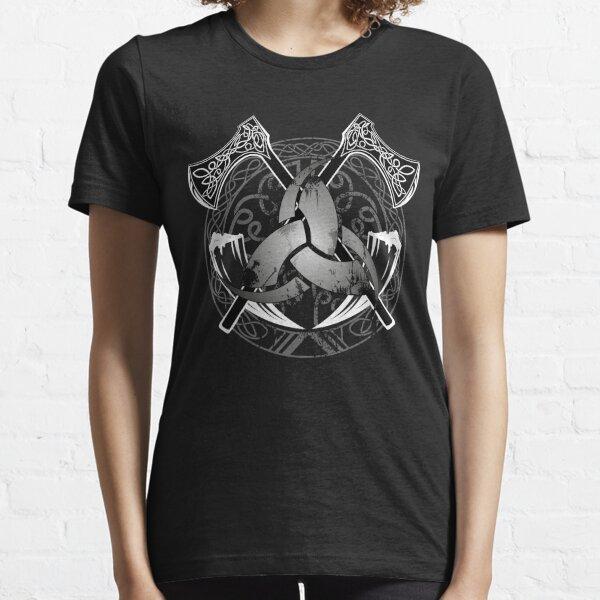 """Wikinger """"Battles & Mead"""" Essential T-Shirt"""