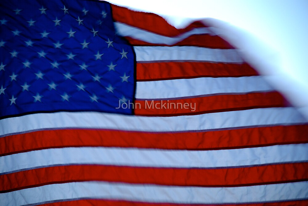 Old Glory by John Mckinney