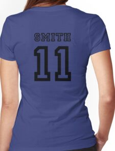 Smith 11 Jersey Womens Fitted T-Shirt