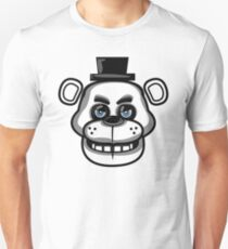 Multicolor Freddy Unisex T-Shirt