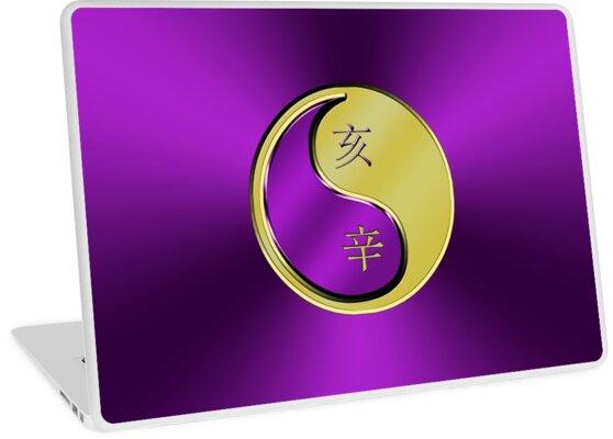Boar Yin Metal by astrodesigner75