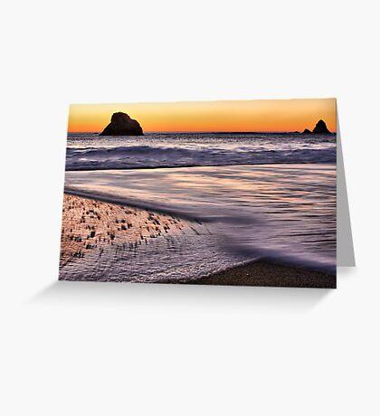 Beach Light Greeting Card