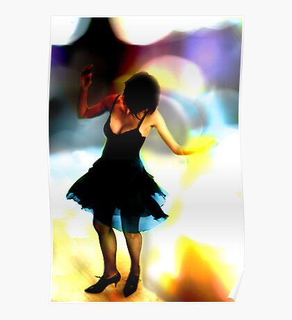 """""""Dancin Yeah"""" Poster"""