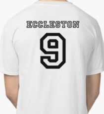 Eccleston 9 Jersey Classic T-Shirt