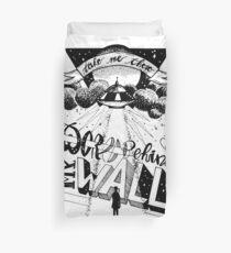 Tokio Hotel - World Behing My Wall Duvet Cover