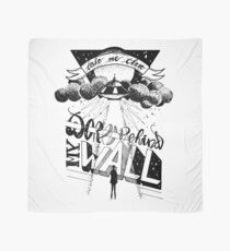 Tokio Hotel - World Behing My Wall Scarf
