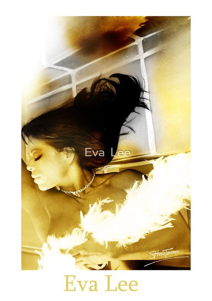 The Sun God's Mistress by Eva  Lee