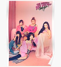 BAD BOY RED VELVET Poster