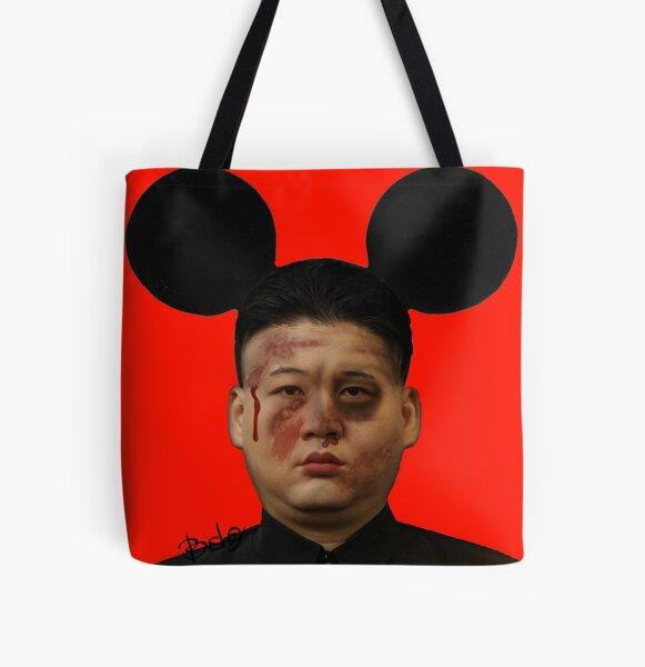 Kimey All Over Print Tote Bag