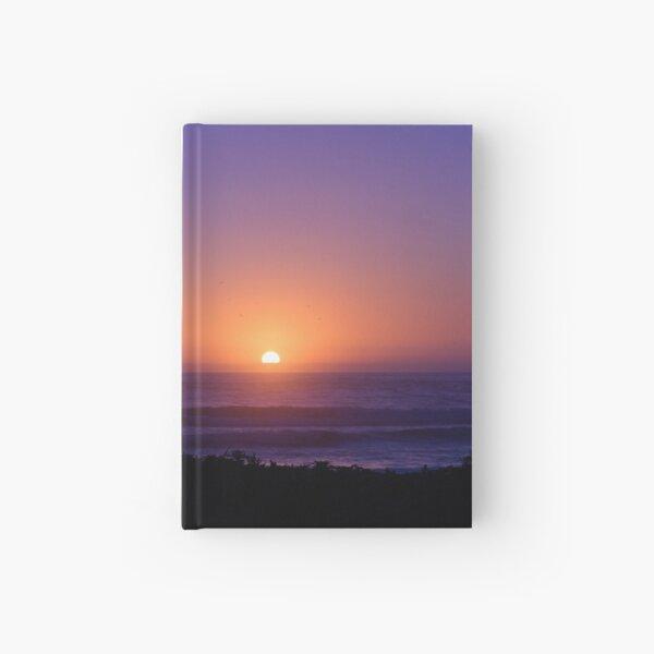 Sunset love Hardcover Journal