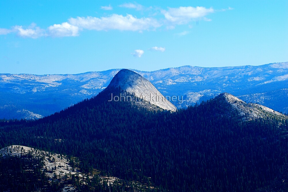 Yosemite by John Mckinney