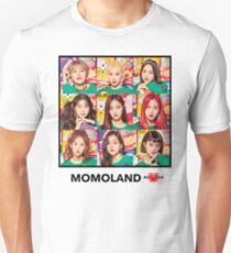 MOMOLAND. Unisex T-Shirt
