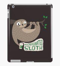 Paresse caféinée Coque et skin iPad