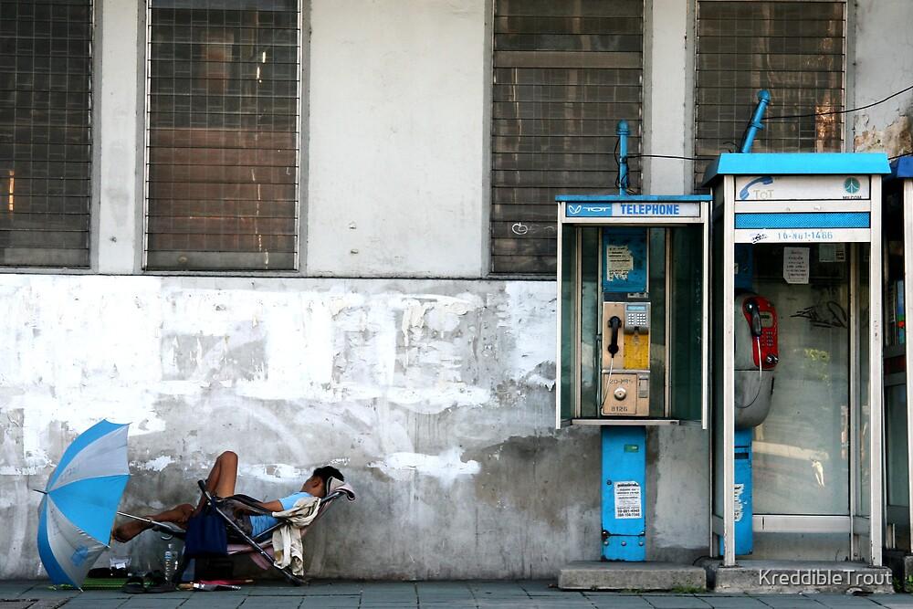 bangkok blues by KreddibleTrout