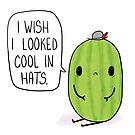 Food Confession: Watermelon by cuddlesandrage